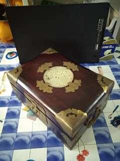 70年代古懂木盒