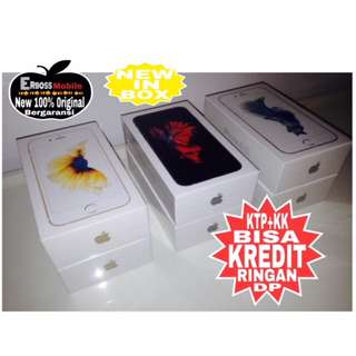 Kredit Low Dp 1jtaan Iphone 6S 64GB Apple-Promo Ditoko ktp+kk bisa wa;081905288895