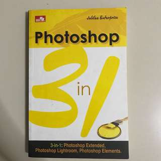 Photoshop 3 in 1
