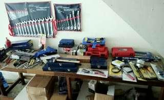 Tools Box Complete Set!
