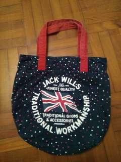 Jackwills bag 絕版