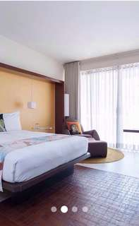 Picasso Boutique Serviced Residences, one night stay for 2 with free breakfast at Pablo Bistro
