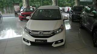 NEW HONDA MOBILIO E M/T 2018 BRIO JAZZ CRV BRV HRV CIVIC ACCORD CITY ODYSSET CR-V BR-V HR-V S E RS MT AT HATCHBACK TURBO PRESTIGE CVT 2018