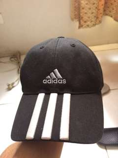 Adidas 3 Striped Cap