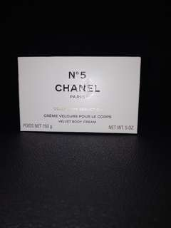 Chanel no5 body lotion