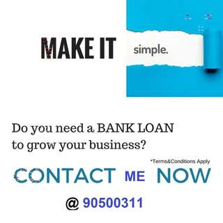 Business, Personal, Car or Cash Loan