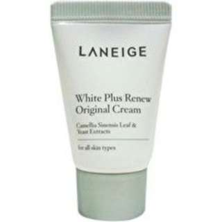 LANEIGE WHITE PLUS RENEW ORIGINAL CREAM EX 10 ML (TRAVELSIZE)