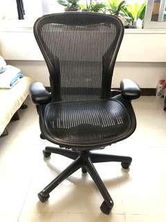 Herman Miller aeron office chair 辦公室座椅(4張)