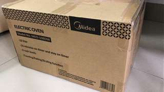 Midea 10L Oven Toaster MEO-10BDW