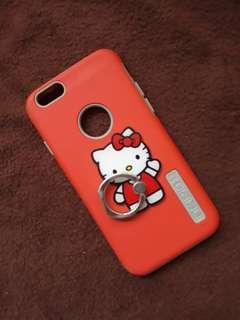 Iphone 6/6s case with iring - incipio - red