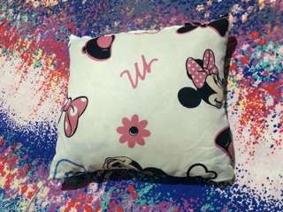 Minnie Mouse Baby Pillow