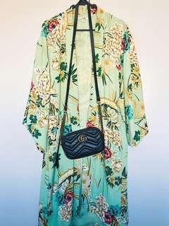 Verge Girl Floral Kimono
