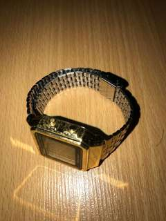 (Repriced) Gold Casio Watch