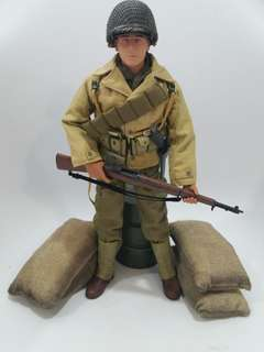 WW2 U.S 4th Infantry Div