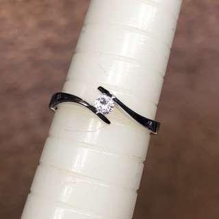 18K diamond ring 💍 鑽石戒指
