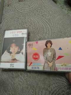 Cassette tapes, original, 金瑞瑤