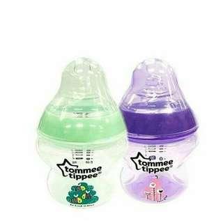 Tommee Tippee 5oz 🍼(Purple,green,blue)