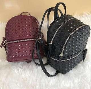 ZARA Backpack Studded