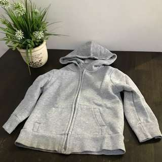 Kids Laid back Hoodie Jacket - H&M Authentic