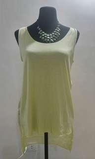 Zara Woman Sleeveless top