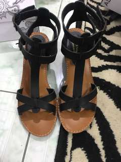 "Repriced!! Brand New!! ""Syrup"" sandal heels"