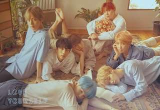 ✨ BTS Love Yourself: Her Poster Giveaway ✨