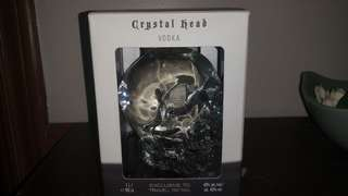 Skull crystal head vodka 1L