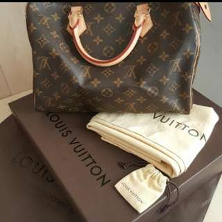 💯 Authentic Louis Vuitton Speedy 30