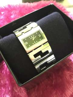Dickies Womens Silver Watch