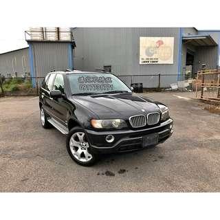 BMW - X5 3.0i