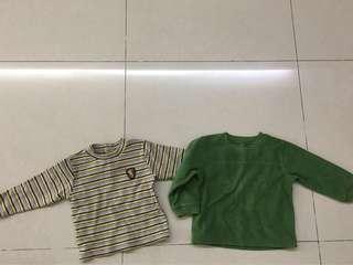 Baby boys cold/winter wear 2T