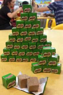 MILO CUBE 1pack(100cubes) FREE POSTAGE