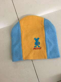 Mickey thermal Beanie