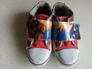 Marvel Captain America shoes