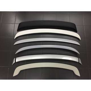 BMW 3 & 5 series E46 E90 E92 E60 M Rear Boot Spoiler