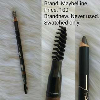 Maybelline 2in1 Brow Shaper