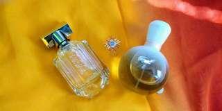 Used branded perfume