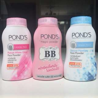 PONDS BB MAGIC POWDER & ANGEL FACE (ORIGINAL)