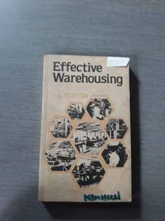 Effective Warehousing
