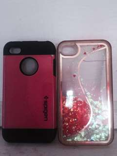 Iphone 4s Cases (Grab All for 80)