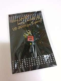 Bigbang japan fans club會員禮物 top gd