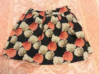 可議價)Floral Skirt 花花裙