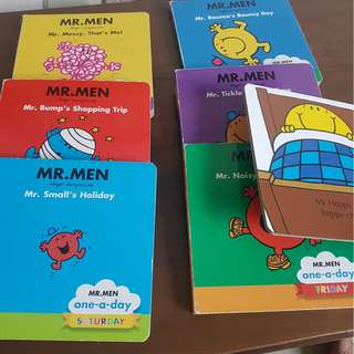 mr men series
