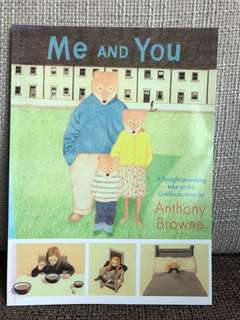 Anthony Browne Book - Me and You