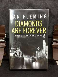 《New Book Condition + James Bond 007 Thriller Collection》IAN FLEMING : DIAMONDS ARE FOREVER (There Is Only One Bond)