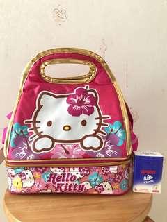 Hello Kitty 野餐袋