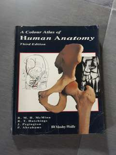 A Colour Atlas of Human Anatomy