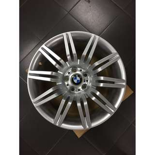 Original BMW 5 series E39 E60 M Double Spoke Sport Rim