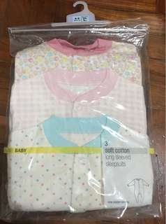Bodysuits / sleepsuits for baby