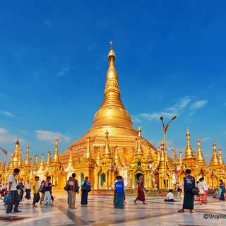 Return Air Ticket (Jetstar) for ONE Person - Singapore to Yangon, Myanmar